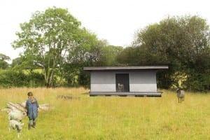 Bittles Brook Farm field shelter