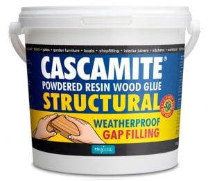 Cascamite glue tub