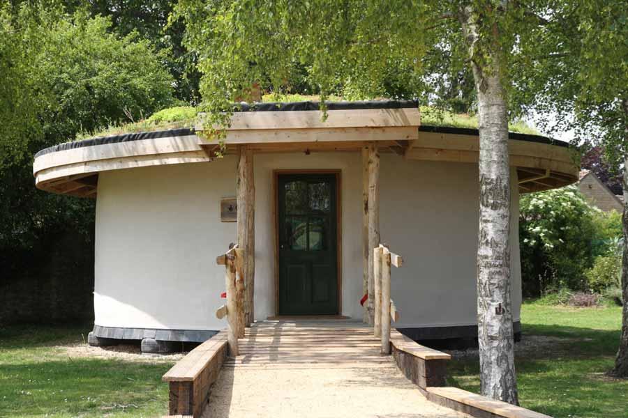 Sherborne Art Cabin
